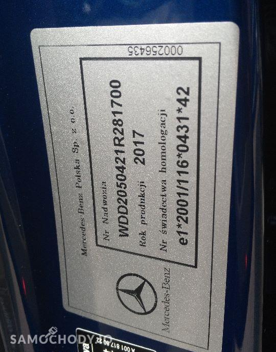 Mercedes-Benz Klasa C Pakiet EXCLUSIVE/Pakiet asystenta parkowania/ 56