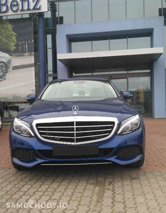 Mercedes-Benz Klasa C Pakiet EXCLUSIVE/Pakiet asystenta parkowania/ 4