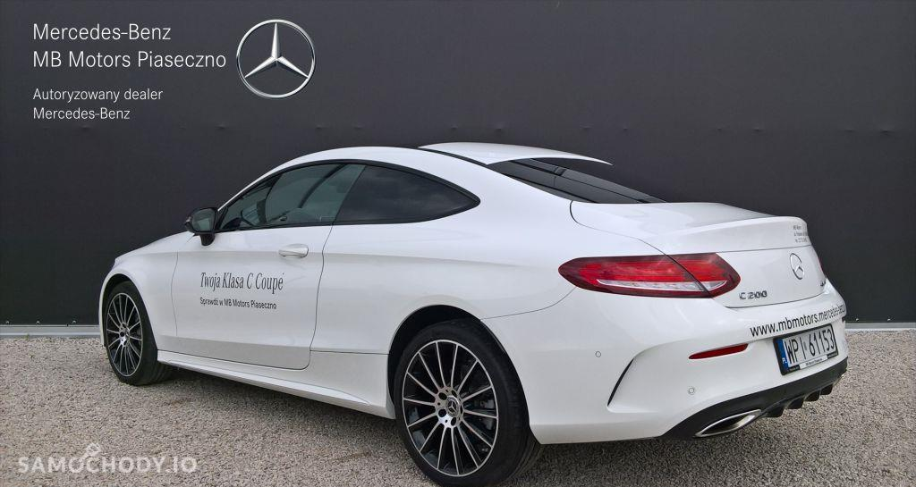 Mercedes-Benz Klasa C Pakiet AMG, 4Matic, biały, model 2017!!! 4