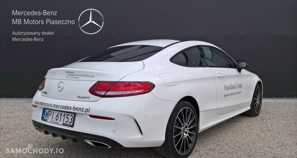 Mercedes-Benz Klasa C Pakiet AMG, 4Matic, biały, model 2017!!! 7