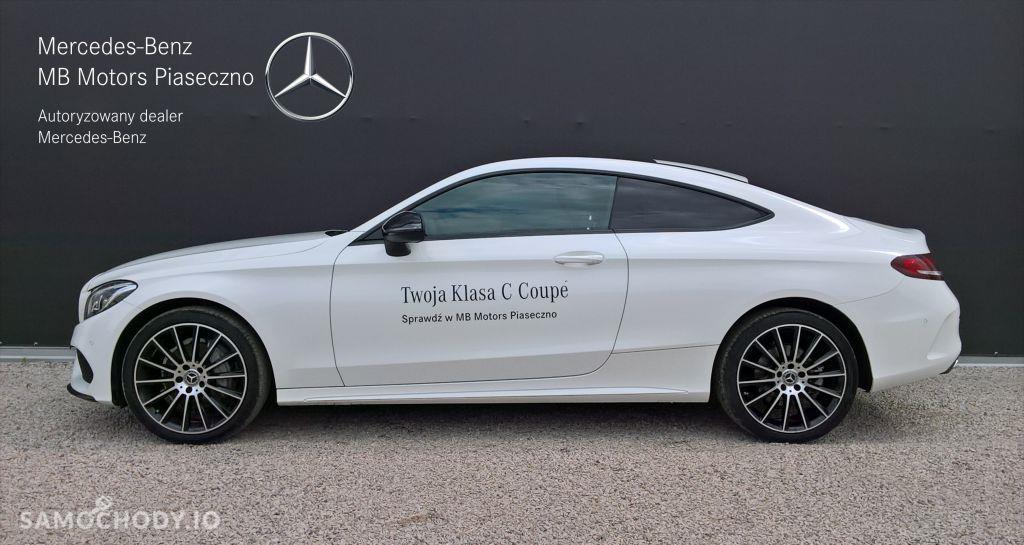 Mercedes-Benz Klasa C Pakiet AMG, 4Matic, biały, model 2017!!! 11