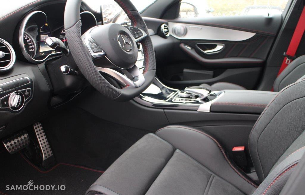 Mercedes-Benz Klasa C C43, Biała, 367KM!!! 29