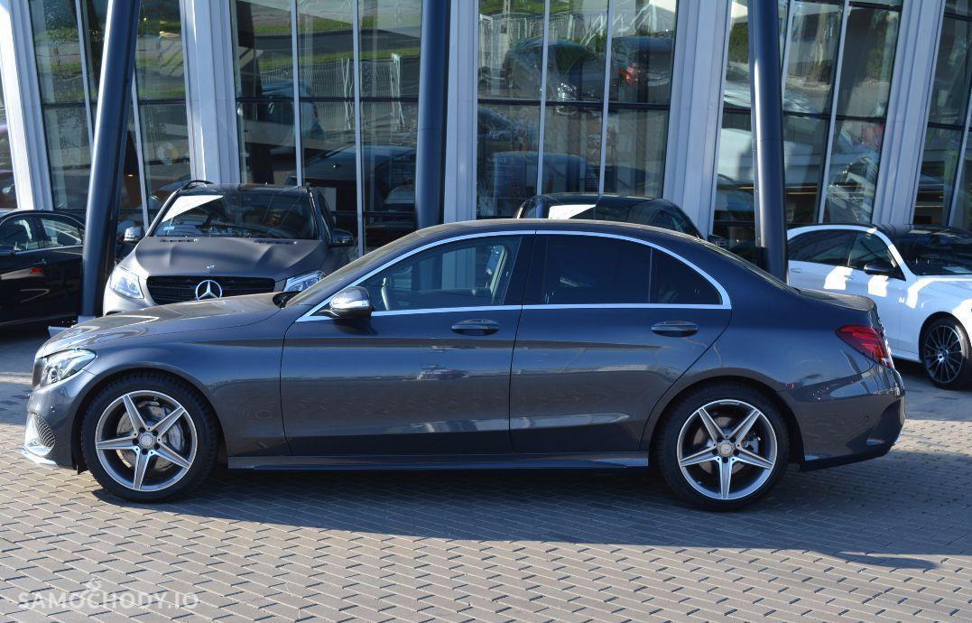 Mercedes-Benz Klasa C 200 7G Tronic ILS LED Tempomat ASO DUDA CARS 11