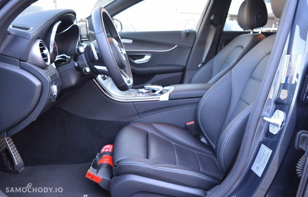 Mercedes-Benz Klasa C 200 7G Tronic ILS LED Tempomat ASO DUDA CARS 46