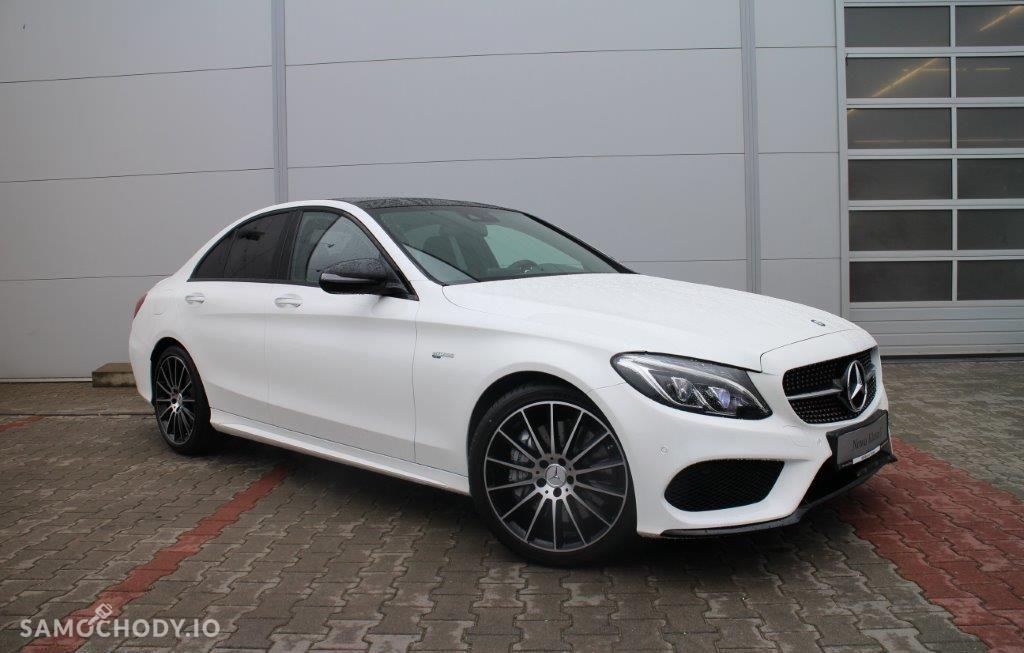 Mercedes-Benz Klasa C C43, Biała, 367KM!!! 1