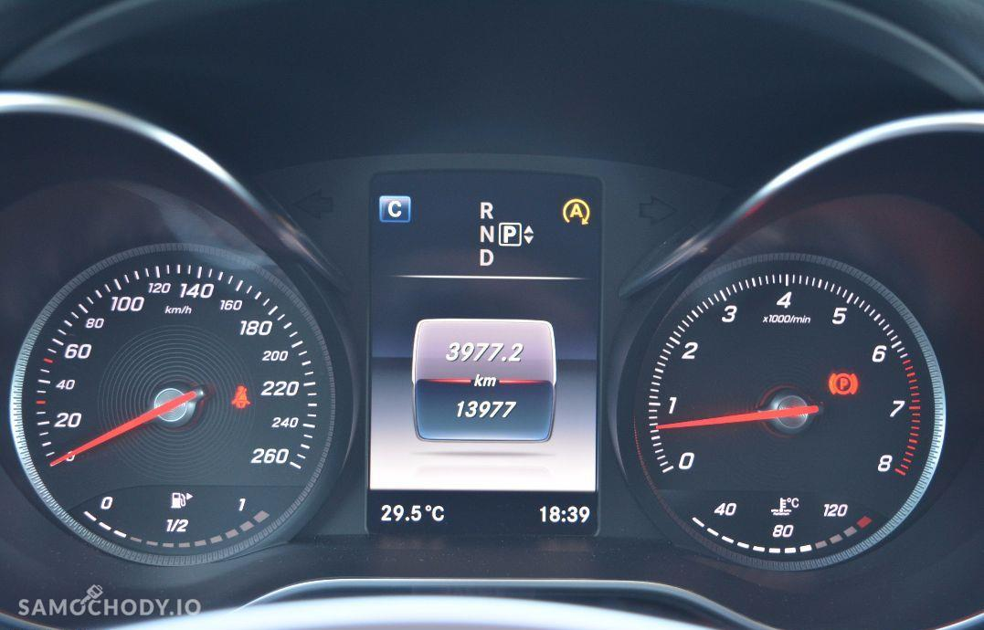 Mercedes-Benz Klasa C 200 7G Tronic ILS LED Tempomat ASO DUDA CARS 67
