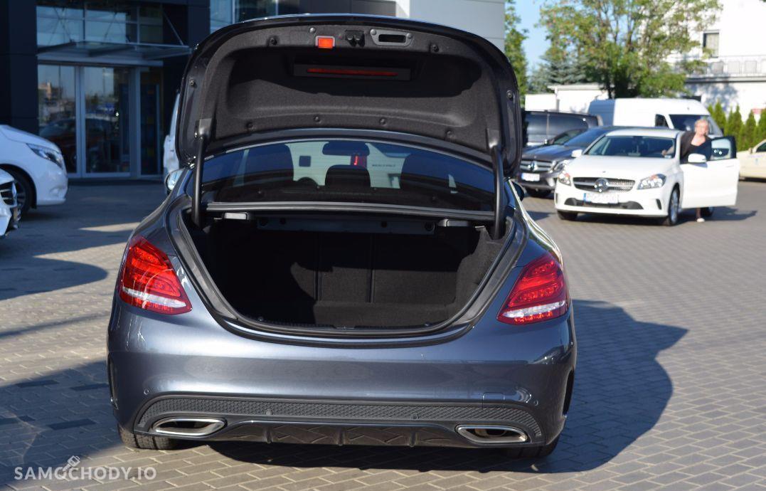 Mercedes-Benz Klasa C 200 7G Tronic ILS LED Tempomat ASO DUDA CARS 29
