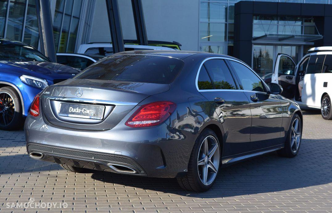 Mercedes-Benz Klasa C 200 7G Tronic ILS LED Tempomat ASO DUDA CARS 22
