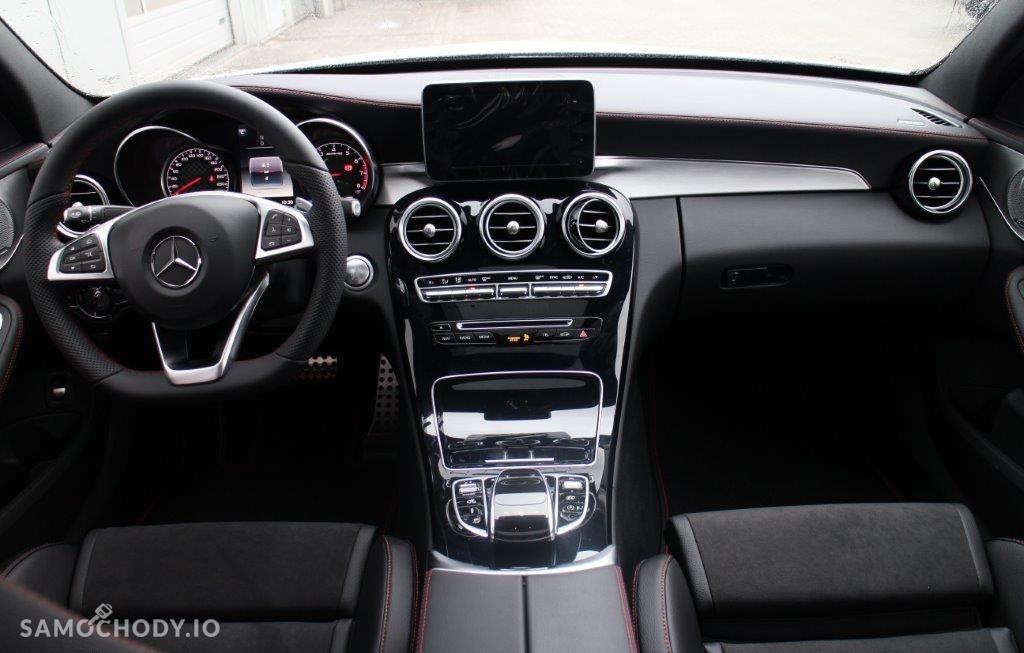 Mercedes-Benz Klasa C C43, Biała, 367KM!!! 22