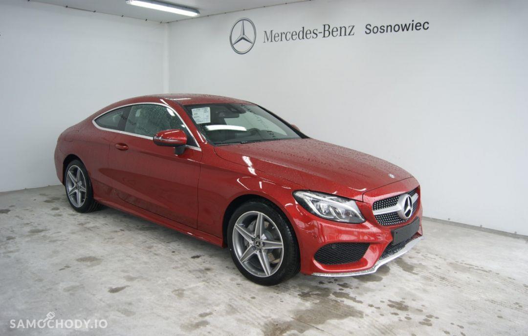Mercedes-Benz Klasa C 200 4MATIC Coupé 1