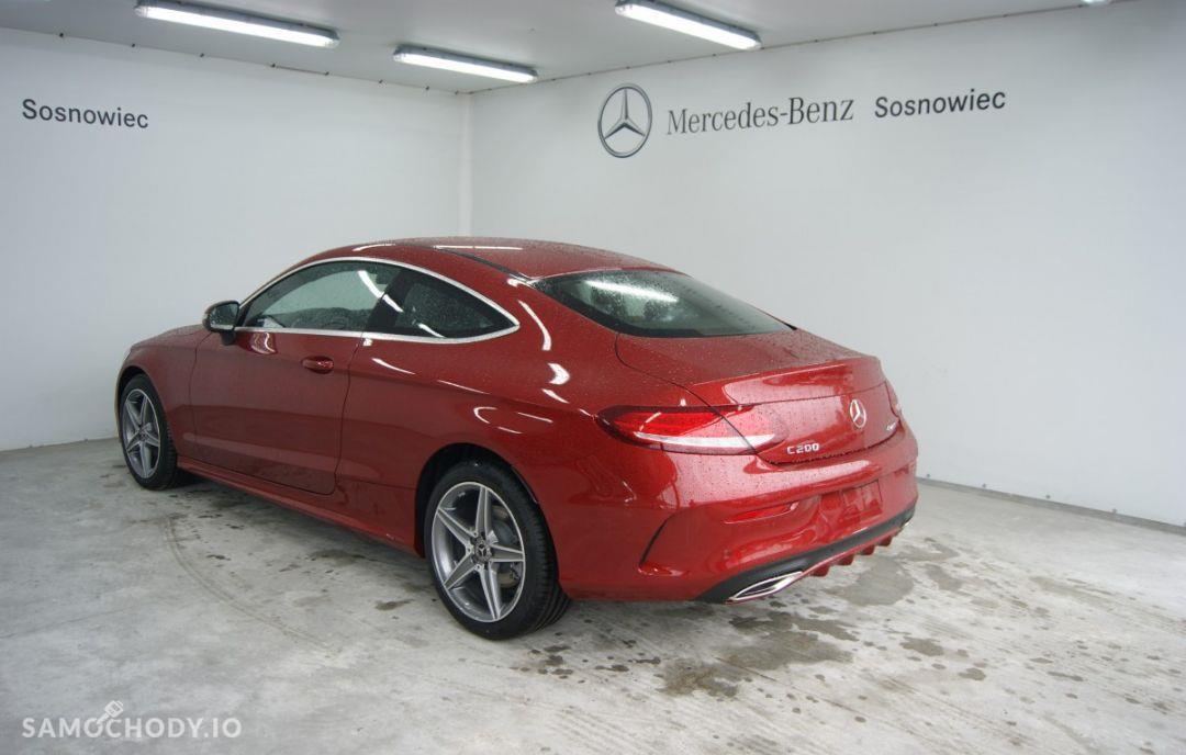 Mercedes-Benz Klasa C 200 4MATIC Coupé 11