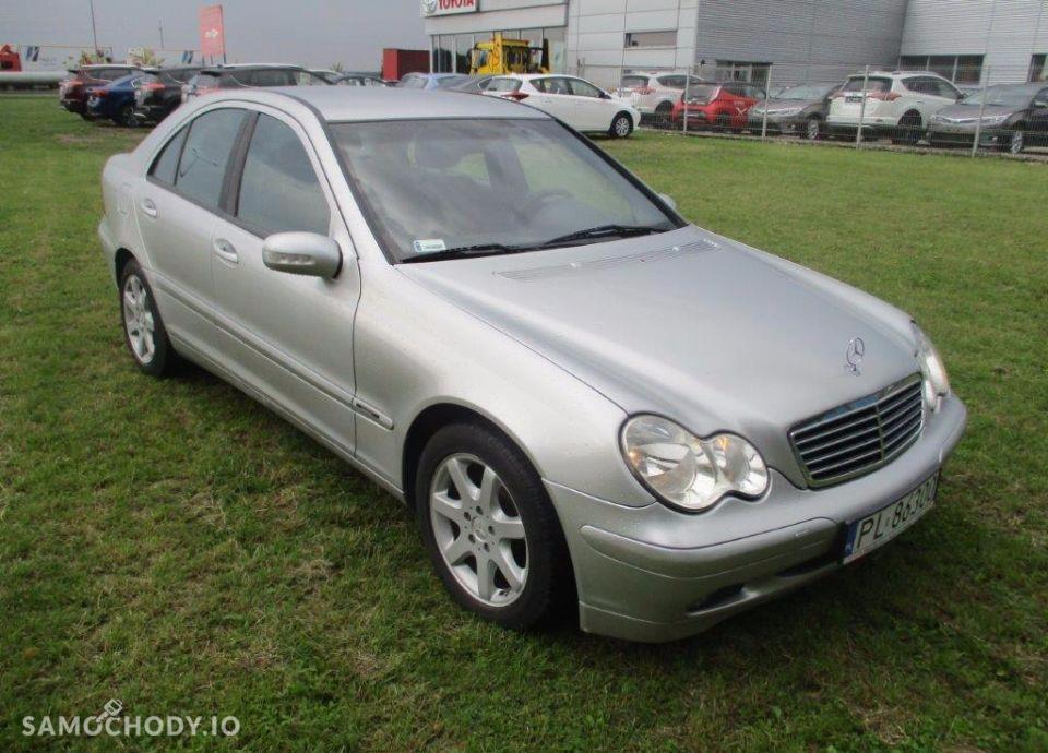 Mercedes-Benz Klasa C 22 CDI 143 KM! Stan BDB! 1