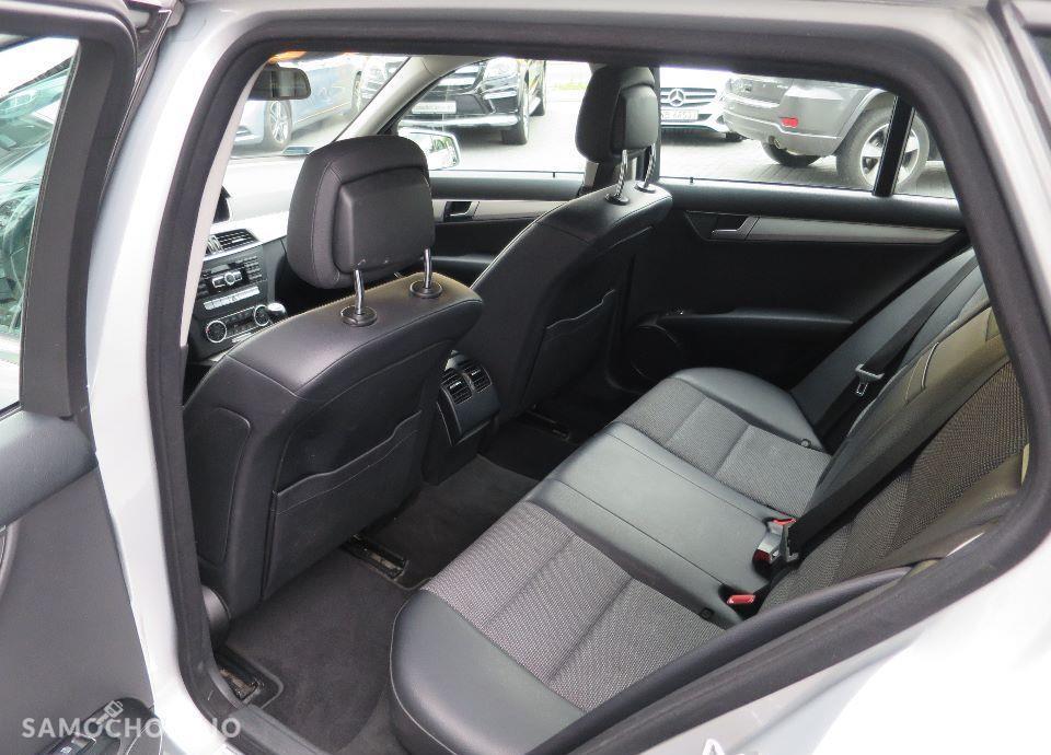 Mercedes-Benz Klasa C 180 CGI Salon PL F 23% Avantgarde 2011 Lift Okazja 37