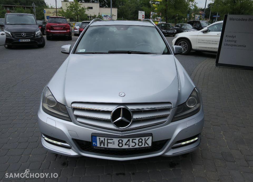 Mercedes-Benz Klasa C 180 CGI Salon PL F 23% Avantgarde 2011 Lift Okazja 2