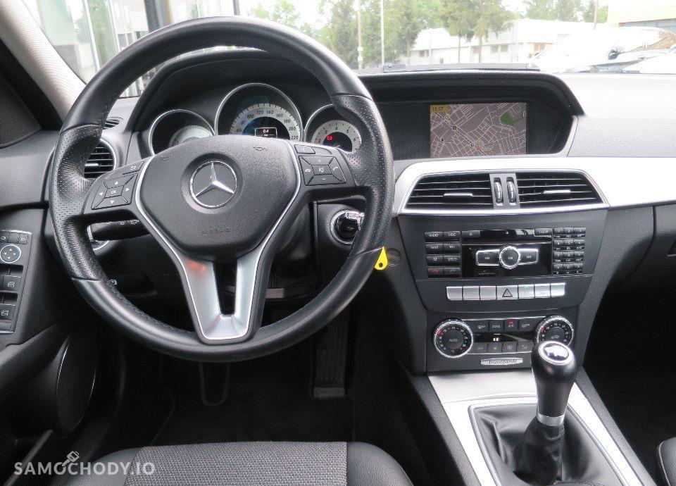 Mercedes-Benz Klasa C 180 CGI Salon PL F 23% Avantgarde 2011 Lift Okazja 22