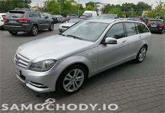 mercedes-benz klasa c 180 cgi salon pl f 23% avantgarde 2011 lift okazja