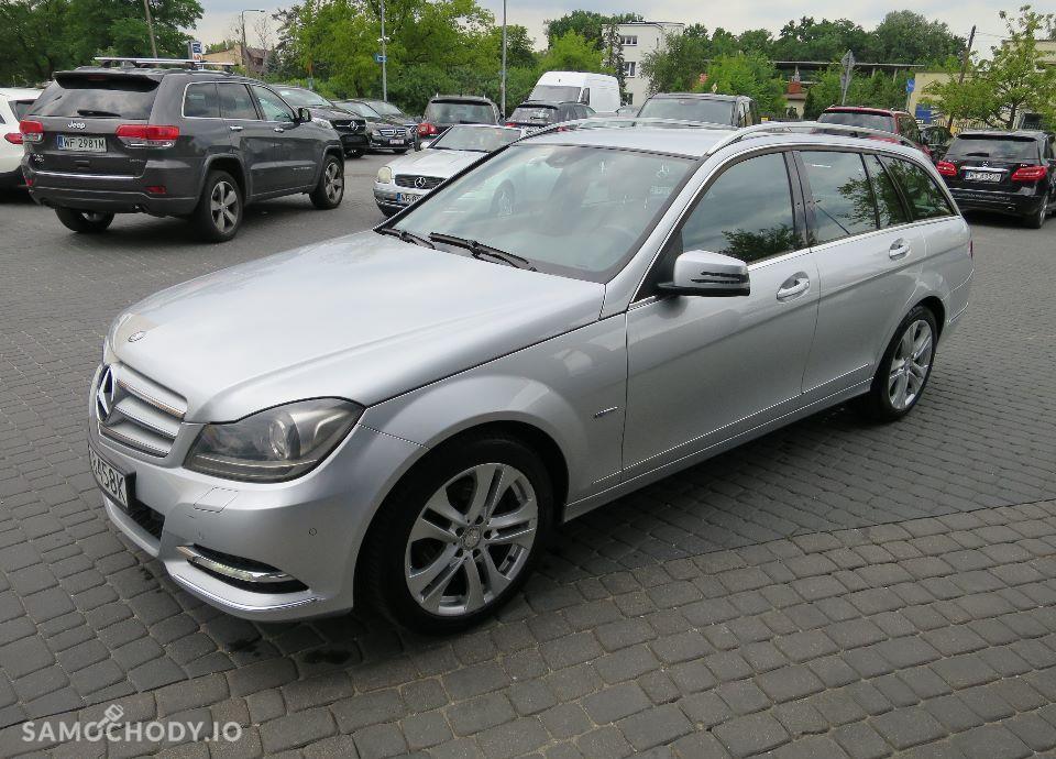 Mercedes-Benz Klasa C 180 CGI Salon PL F 23% Avantgarde 2011 Lift Okazja 1