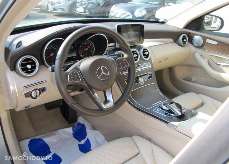 Mercedes-Benz Klasa C C180 AMG, Navi Burmester, Kamera, Lampy LED, Salon Polska 11