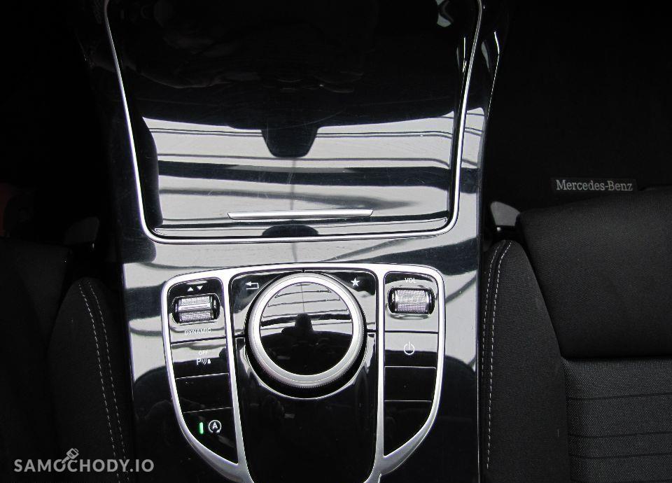 Mercedes-Benz Klasa C Salon PL, FV23%, Navi, Parktronic, Automat 46