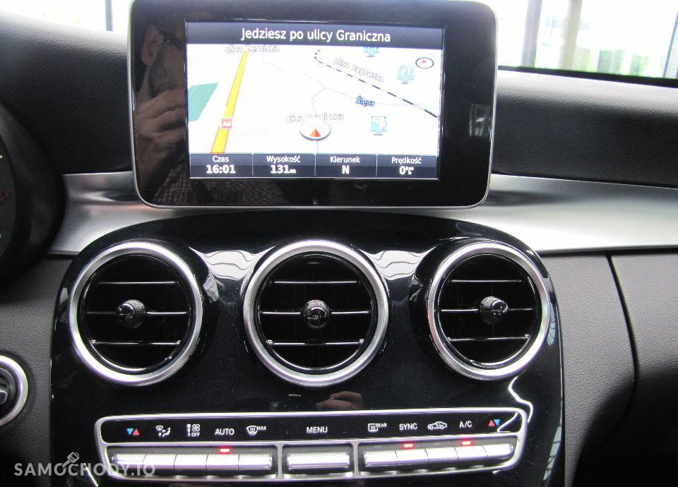 Mercedes-Benz Klasa C Salon PL, FV23%, Navi, Parktronic, Automat 56