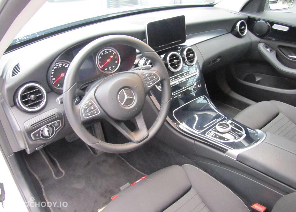Mercedes-Benz Klasa C Salon PL, FV23%, Navi, Parktronic, Automat 29