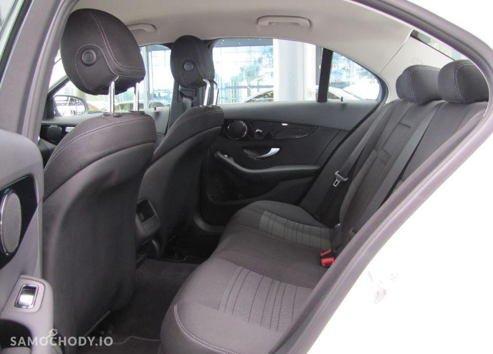 Mercedes-Benz Klasa C Salon PL, FV23%, Navi, Parktronic, Automat 11