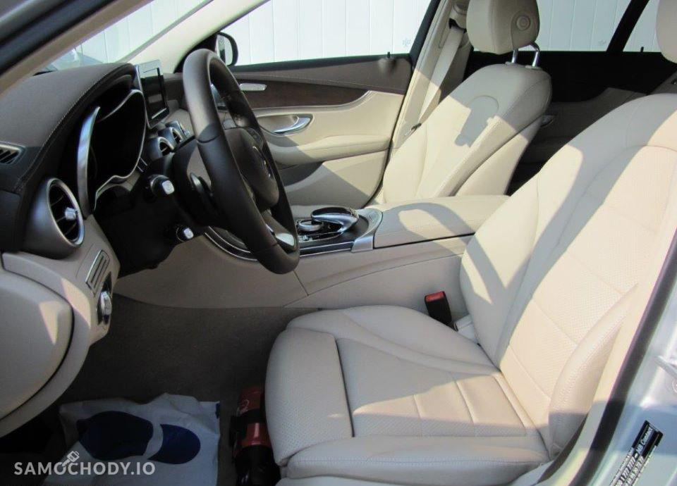 Mercedes-Benz Klasa C C180 AMG, Navi Burmester, Kamera, Lampy LED, Salon Polska 16