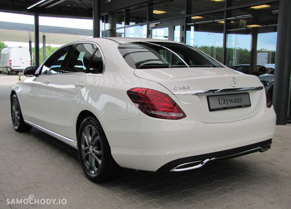 Mercedes-Benz Klasa C Salon PL, FV23%, Navi, Parktronic, Automat 7