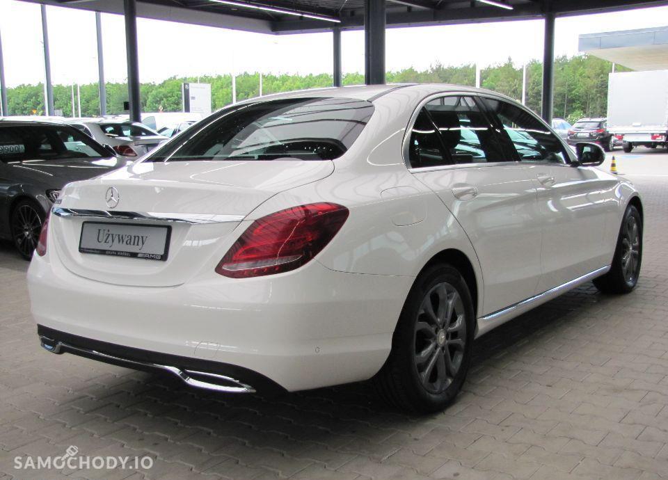 Mercedes-Benz Klasa C Salon PL, FV23%, Navi, Parktronic, Automat 4