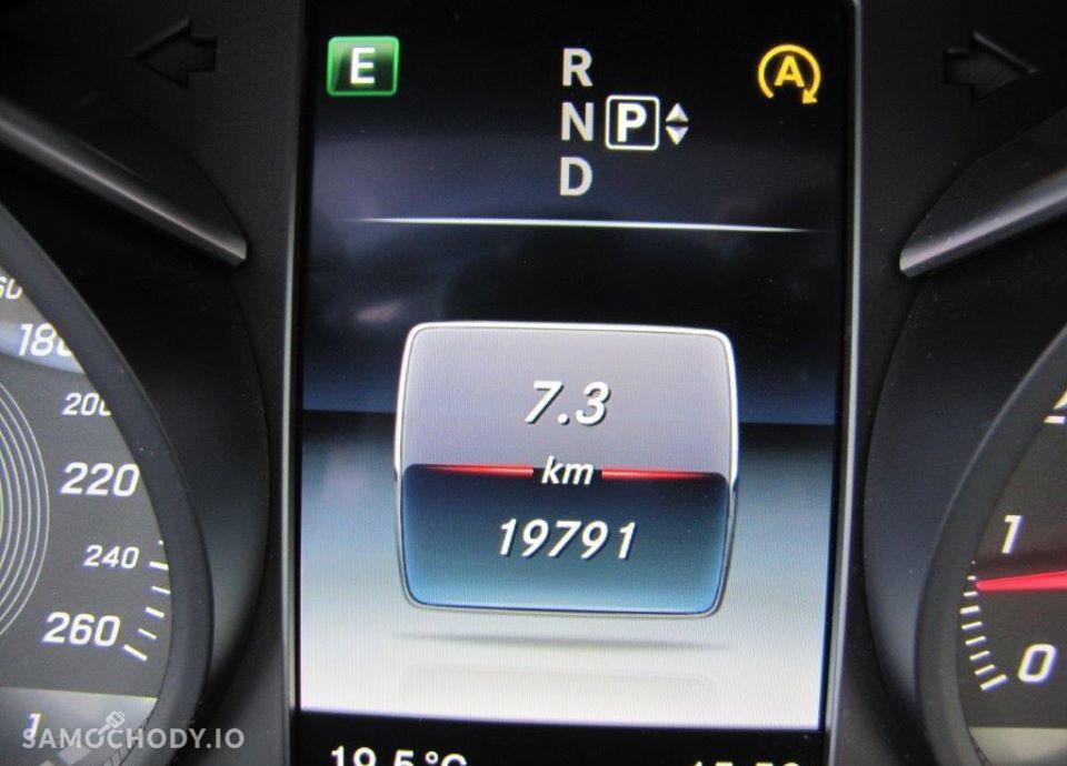 Mercedes-Benz Klasa C C180 AMG, Navi Burmester, Kamera, Lampy LED, Salon Polska 46