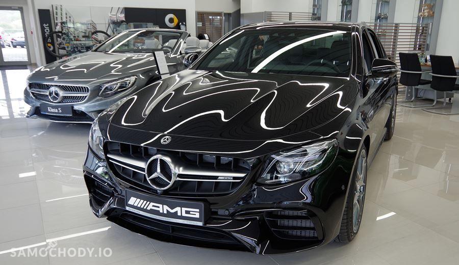 Mercedes-Benz Klasa E E63 S 4MATIC+ pakiet AMG Night 1
