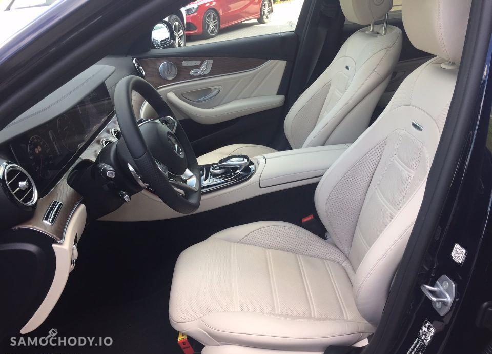 Mercedes-Benz Klasa E Mercedes AMG E43 4