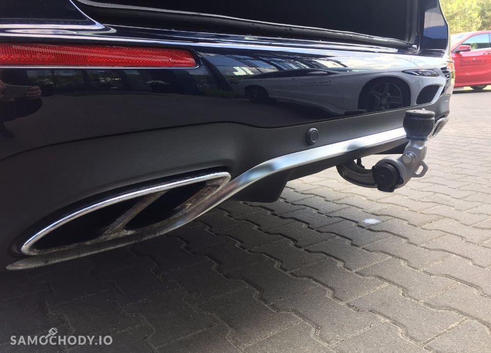 Mercedes-Benz Klasa E Mercedes AMG E43 29