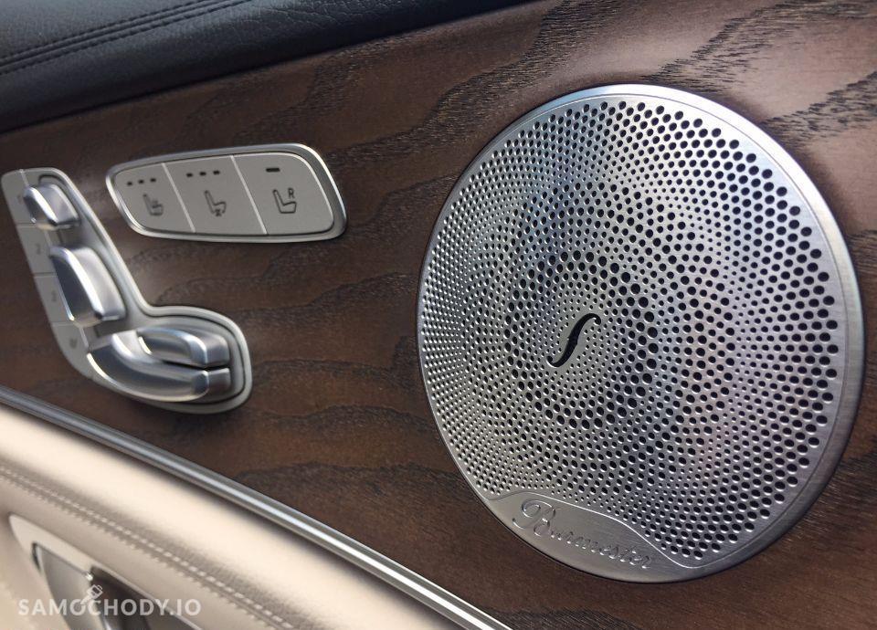 Mercedes-Benz Klasa E Mercedes AMG E43 16