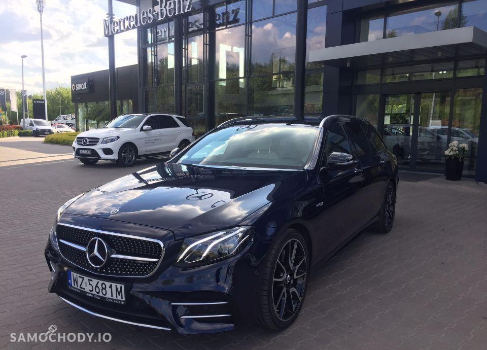 Mercedes-Benz Klasa E Mercedes AMG E43 1