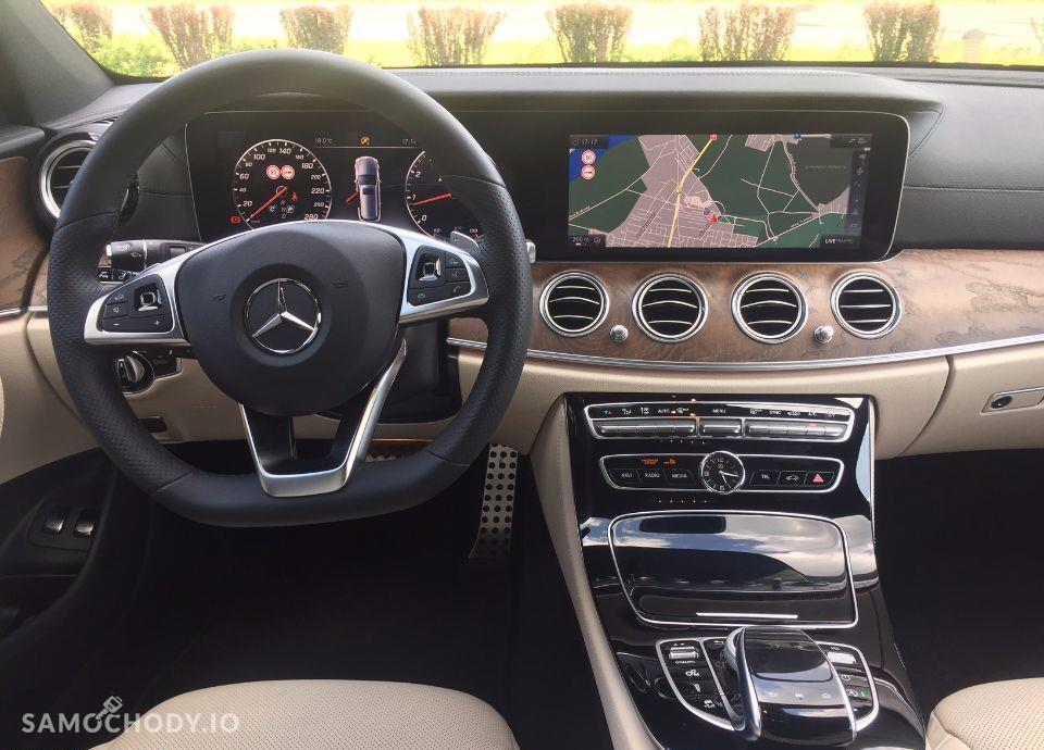 Mercedes-Benz Klasa E Mercedes AMG E43 11