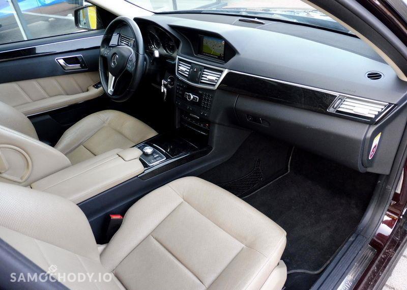 Mercedes-Benz Klasa E 350 CDI 265 KM 4matic Avangarde/ Salon PL/ ASO/ I wł/ Dealer 29