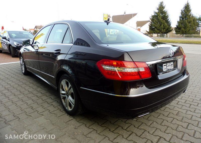 Mercedes-Benz Klasa E 350 CDI 265 KM 4matic Avangarde/ Salon PL/ ASO/ I wł/ Dealer 7