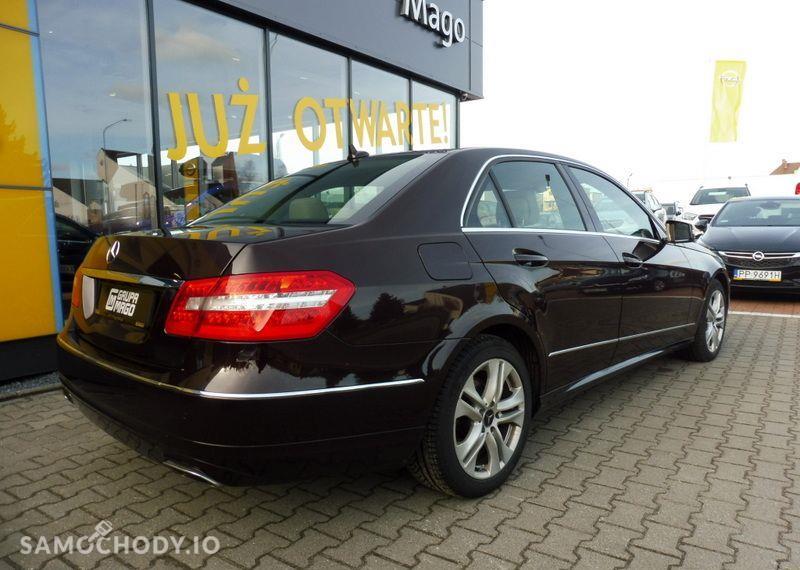 Mercedes-Benz Klasa E 350 CDI 265 KM 4matic Avangarde/ Salon PL/ ASO/ I wł/ Dealer 16