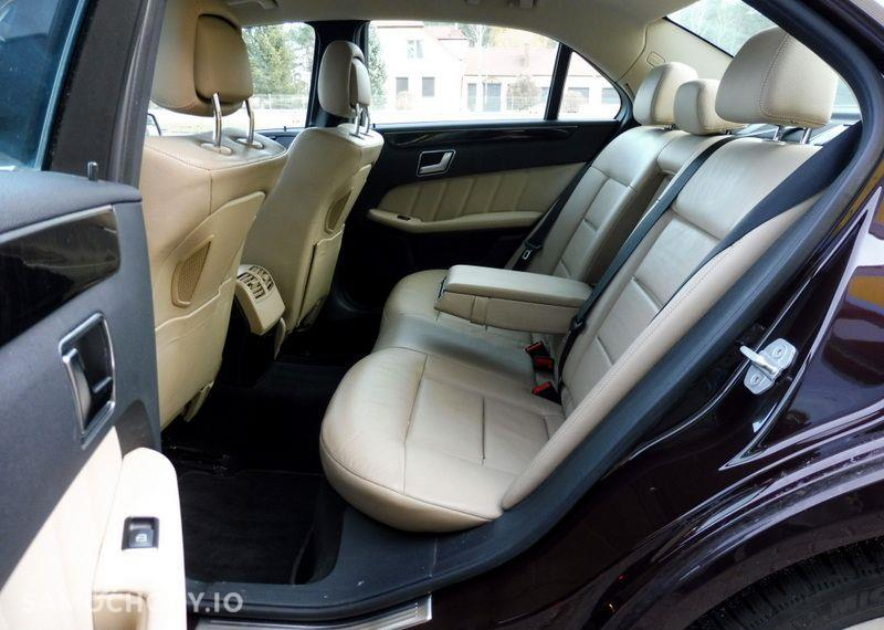 Mercedes-Benz Klasa E 350 CDI 265 KM 4matic Avangarde/ Salon PL/ ASO/ I wł/ Dealer 67