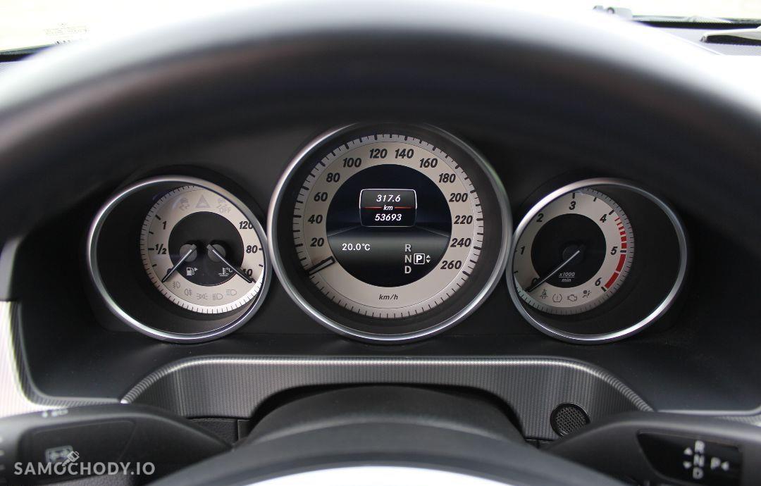 Mercedes-Benz Klasa E w212 AVANGARDE lift 2013 ils automat 2.2cdi bezwypadkowy 67