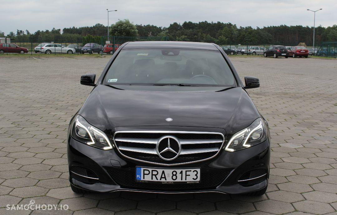 Mercedes-Benz Klasa E w212 AVANGARDE lift 2013 ils automat 2.2cdi bezwypadkowy 1