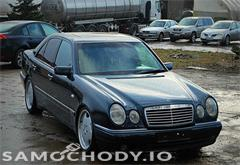 mercedes benz klasa e w210 (1995-2002) Mercedes-Benz Klasa E Mercedes w210 E50 AMG V8
