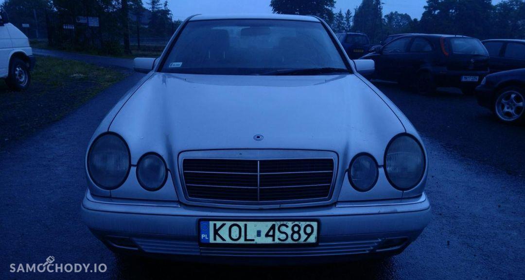 Mercedes-Benz Klasa E 220D 75 KM Po wymianie pompy .. 10 lat I Własciciel 11