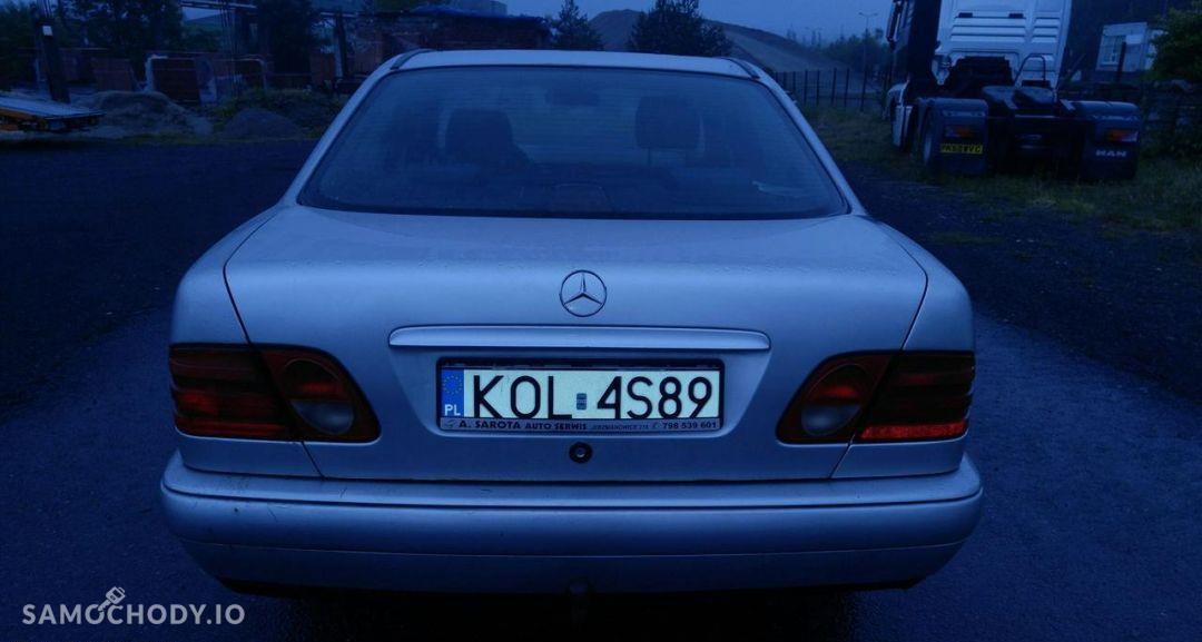 Mercedes-Benz Klasa E 220D 75 KM Po wymianie pompy .. 10 lat I Własciciel 2