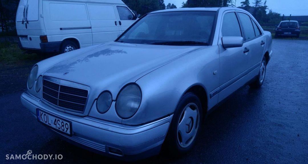 Mercedes-Benz Klasa E 220D 75 KM Po wymianie pompy .. 10 lat I Własciciel 7