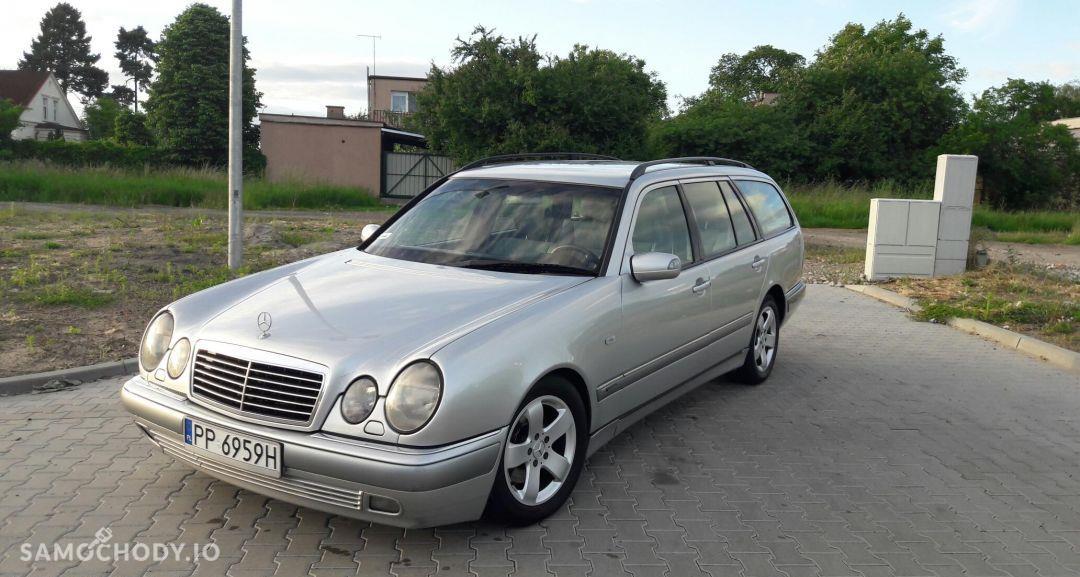 Mercedes-Benz Klasa E Doinwestowany 1