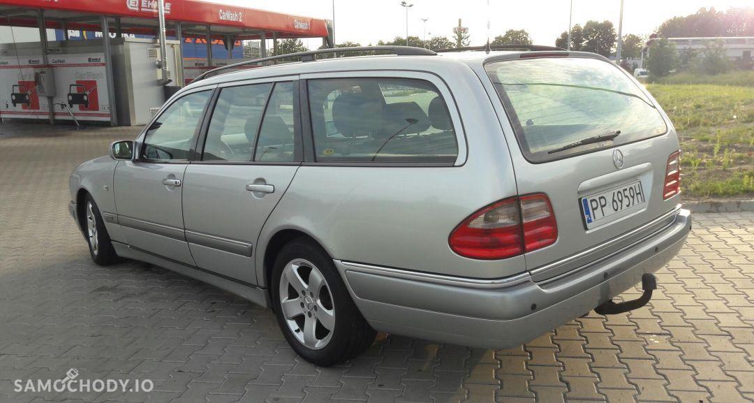 Mercedes-Benz Klasa E Doinwestowany 7