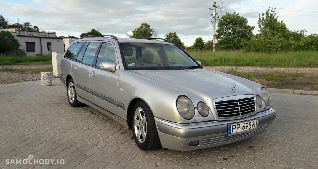 Mercedes-Benz Klasa E Doinwestowany 2
