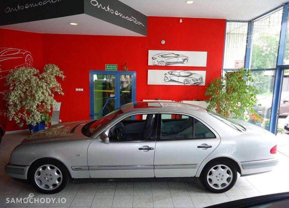 Mercedes-Benz Klasa E opłacony, bezwypadkowy, serwisowany 1